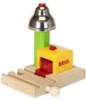 Brio Holz Eisenbahn Zubehör Mein erstes BRIO Glockensignal 33707