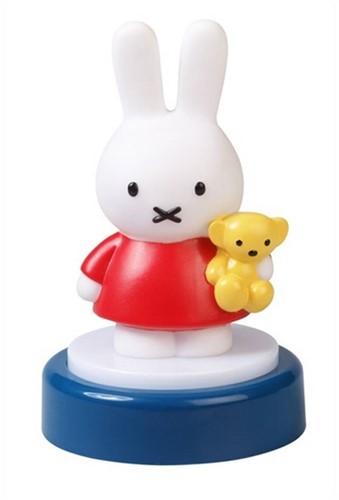 Bambolino Toys Miffy 33081 Baby-Nachtlicht Freistehend Blau, Rot, Weiß LED