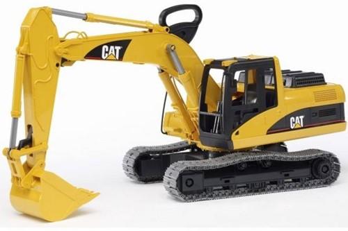 BRUDER CAT Excavator Spielzeugfahrzeug