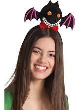 Planet Happy  verkleedspullen Tiara batty