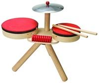 Plan Toys  Holz Musikinstrument Schlagzeug 6410