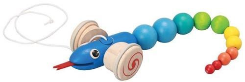 Plan Toys  Holz Ziehfigur Schlange