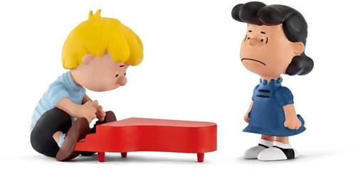 Schleich Peanuts 22055 Kinderspielzeugfiguren-Set