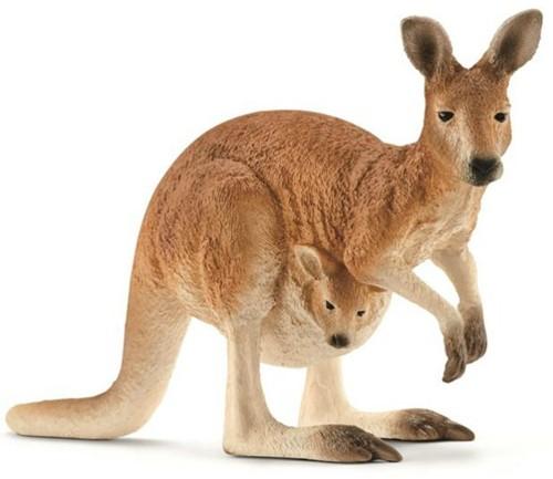 Schleich Wild Life Känguru