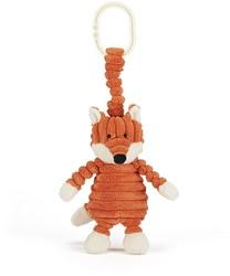 Jellycat  Cordy Roy Baby Fuchs Anhänger -14 cm