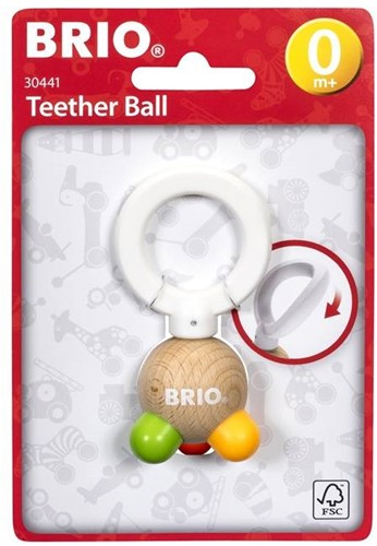 Brio Beißring Ball 30441-3