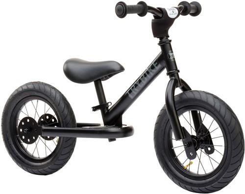 Trybike Laufrad Steel Schwarz - Zweirad Trybike steel bike, all black edition