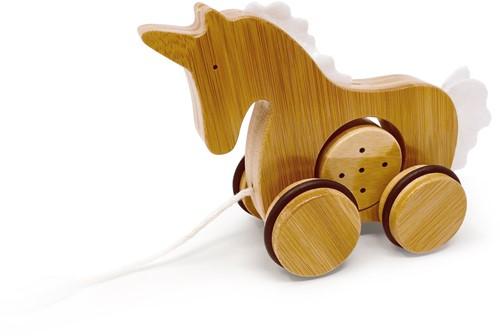 Kinderfeets Bamboo Ziehtier Einhorn