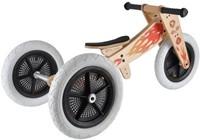 Wishbonebike  Holz Laufrad 3-in-1 Flammen-2