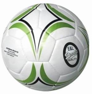 Planet Happy  buitenspeelgoed Voetbal imitatieleer