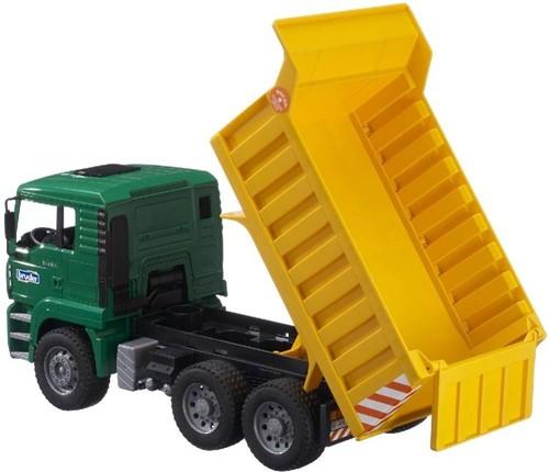 BRUDER MAN TGA Tip up truck Spielzeugfahrzeug